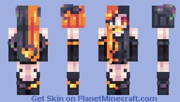 Marma • fanskin • 1/12 Minecraft Skin