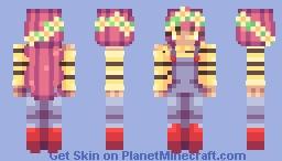 Chibee ~ Persona Minecraft Skin