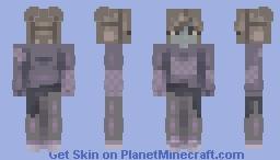 alienate Minecraft Skin