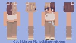 chleuthenasia Minecraft Skin
