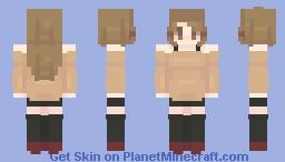 -+Sweater Weather+- RQ Minecraft Skin