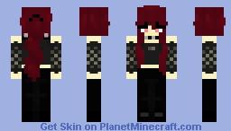 Adriana Minecraft Skin