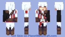 Ezio Auditore Da Firenze Minecraft Skin