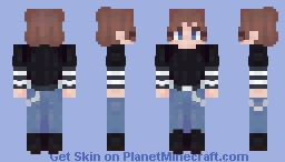 Amandality's request Minecraft Skin