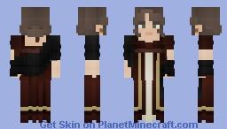 [COMMISSION] 𝓟𝓻𝓲𝔃𝓮𝓭 𝓢𝓽𝓪𝓻 Minecraft Skin