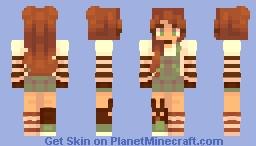 horns Minecraft Skin