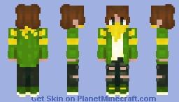 gangofpigeons' request Minecraft Skin