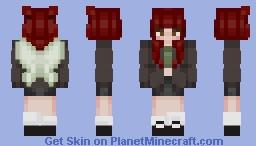 edited grunge fairycore skin Minecraft Skin
