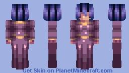 Princess Glittersparkle of Sparklandia Minecraft Skin