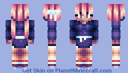 DiamondGirl160 Minecraft Skin