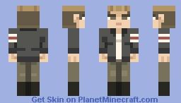 Porco Galliard Minecraft Skin