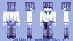 self portrait ♥ Minecraft Skin