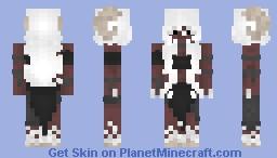 Female Rehk Ur LF Minecraft Skin