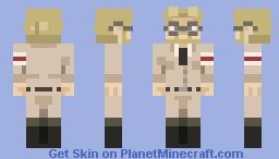 Zeke Minecraft Skin