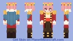 Technoblade Minecraft Skin