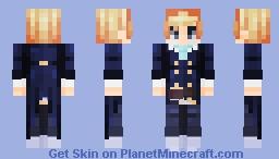 Neito Monoma/Phantom Thief // My Hero Academia Minecraft Skin