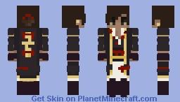 :+: A pirates life :+: Minecraft Skin