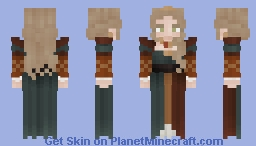 ↠ Royal pt. 1 Minecraft Skin