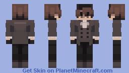 bartender! Minecraft Skin
