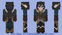 [LOTC] The Revas-ining Minecraft Skin