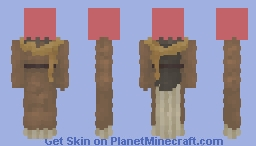 Librarian - Free to Use Minecraft Skin
