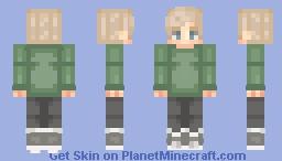 Winter Dreams Minecraft Skin