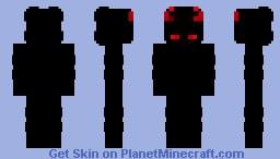 Demon Egirl Minecraft Skin