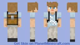 skin of that guy on reddit Minecraft Skin