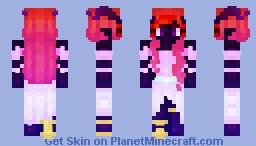 mayday Minecraft Skin