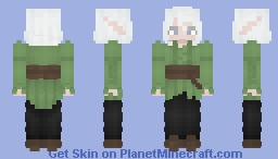 [LOTC] Training Outfit Minecraft Skin