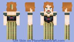 Princess Anna of Arendelle - Frozen [✓] Minecraft Skin