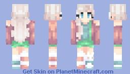 Just Walking Minecraft Skin