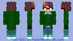 ZappyGru's Avatar (Alternate) Minecraft Skin