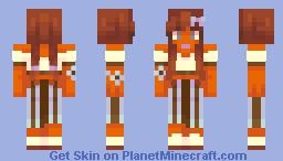 on the run Minecraft Skin