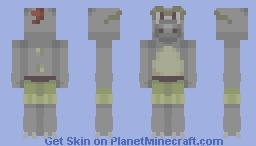 Idex Minecraft Skin