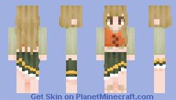 [Lotc] Halfling Woman Minecraft Skin