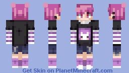 reshade - annaru Minecraft Skin