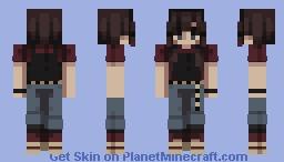 Black Coffee Minecraft Skin