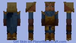 Captain Phoebus Minecraft Skin