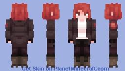Katrina Minecraft Skin