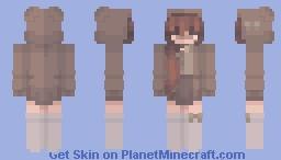 teddy Minecraft Skin