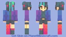 virtual insanity Minecraft Skin