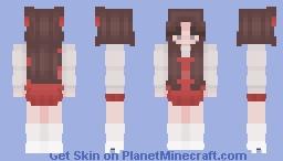 ⌜ i can't stop me⌝ twice sana 사나 ' ʳᵉᵗʳᵒ ᵛᵉʳ Minecraft Skin