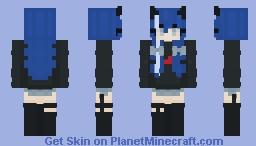 kirkland waterbottle Minecraft Skin