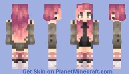 Somehow Minecraft Skin