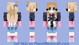 Charlee Deverleera (fully srp shading again) Minecraft Skin