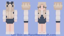 Twice Mina ⌜I Can't Stop Me⌝ ʳᵉᵗʳᵒ ᵛᵉʳ Minecraft Skin