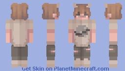 galactic Minecraft Skin