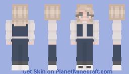Twice Chaeyoung ⌜I Can't Stop Me⌝ ʳᵉᵗʳᵒ ᵛᵉʳ Minecraft Skin