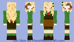 [Vtuber] Inis_Chan Minecraft Skin